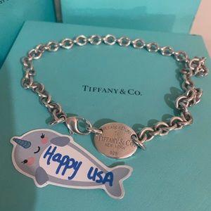 Tiffany & Co Return To Tiffany oval choker